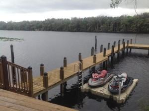 Floating Docks In Orlando FL