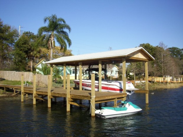 Boathouses In Orlando FL