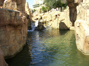 Universal Studios Orlando Cofferdam