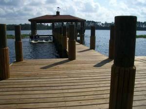 Custom Piers In Orlando FL