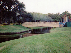 Marriott Arch Bridge