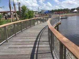 Custom Boardwalks In Orlando FL