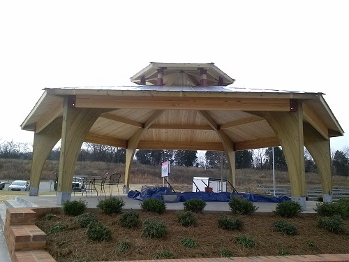 Pavilions and Shade Structures In Orlando FL