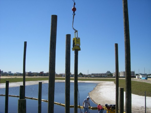 Pile Driving In Orlando FL
