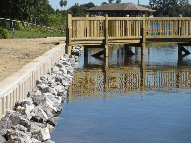 Shoreline Stabilization In Orlando FL