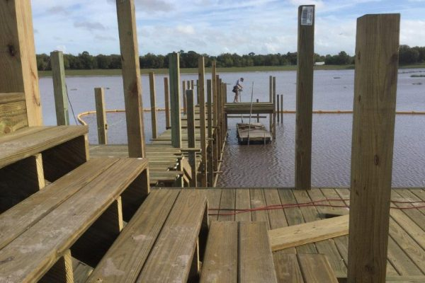 Lake Preserve  Dock