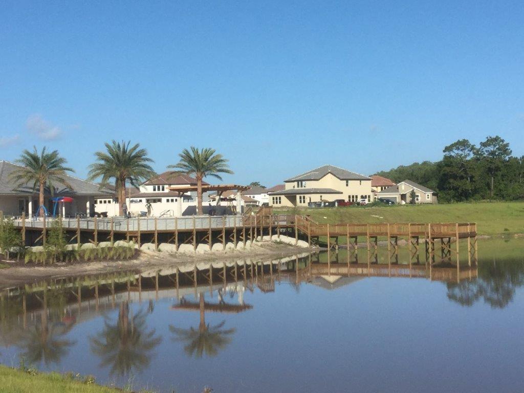 Lake Preserve Boardwalk & Dock