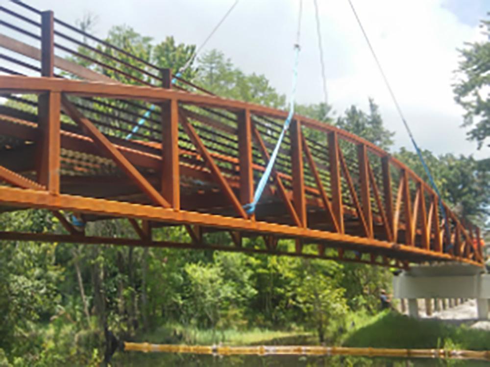Vehicle Bridge