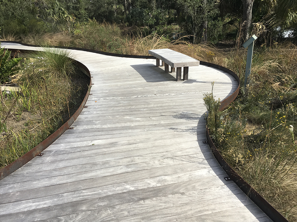 Custom Boardwalk