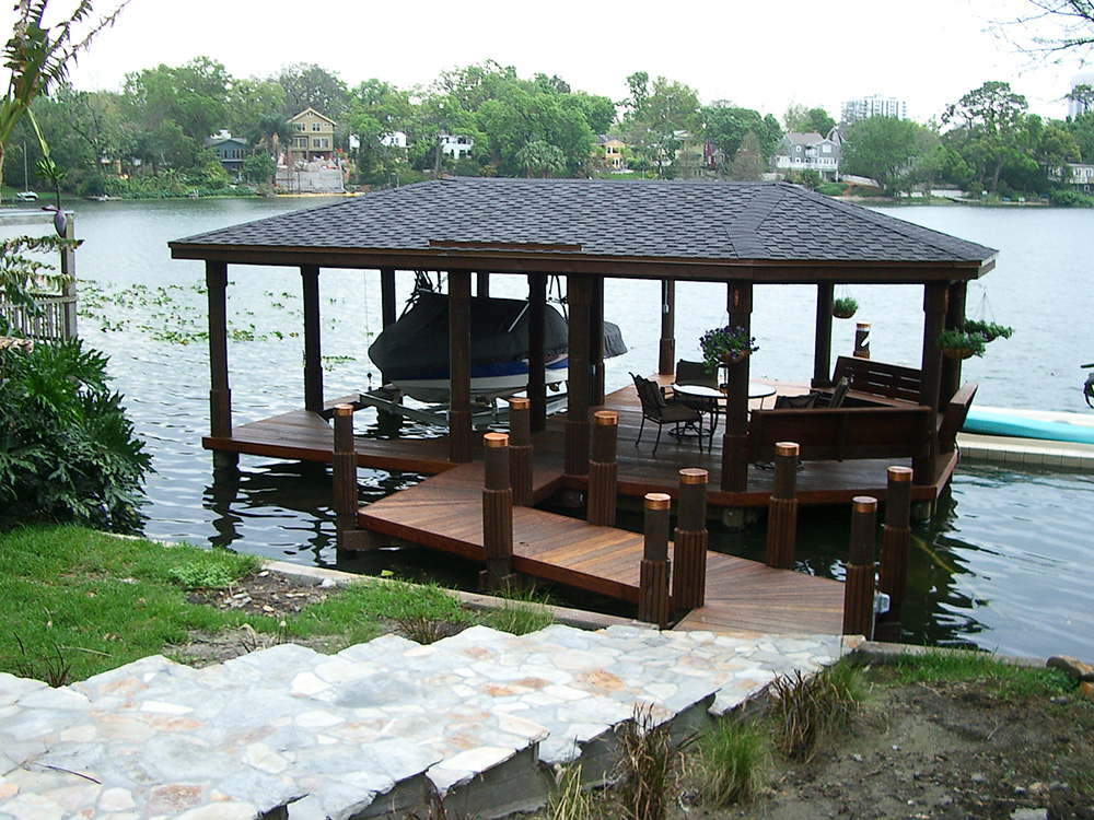 custom boathouse orlando