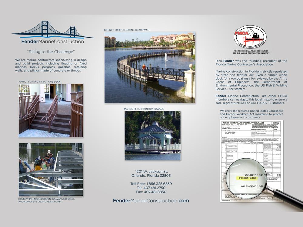 fender marine brochure