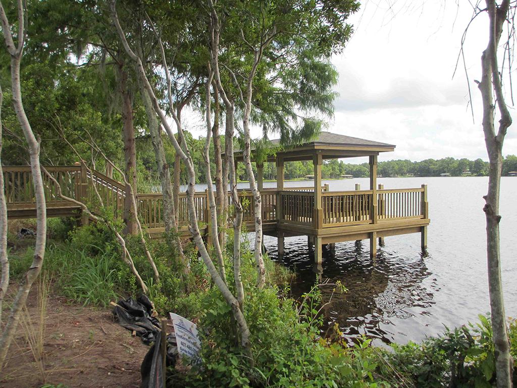 community-dock