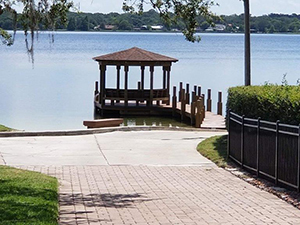 Windermere Downs HOA Dock