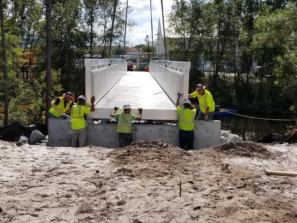 pedestrian-bridge-builder-orlando-fl