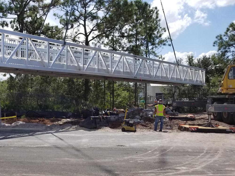pedestrian-bridge-contractor-orlando