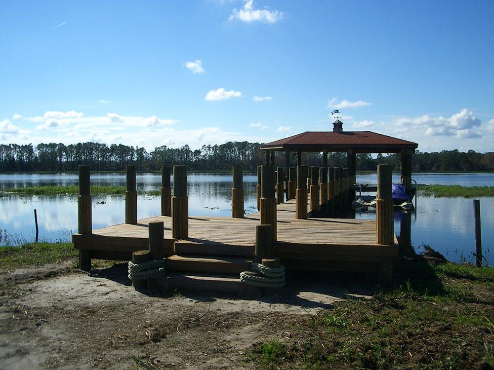 basic boathouse contractors