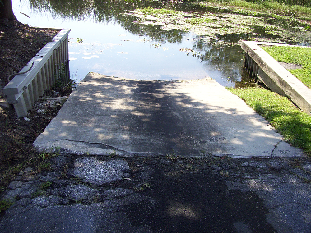 boat ramp construction central florida