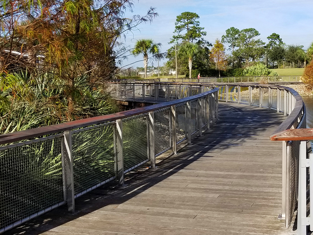 custom boardwalk builders florida