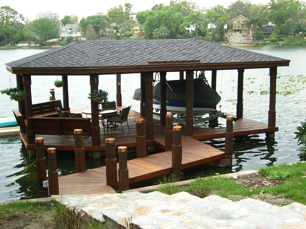 boat dock constructions