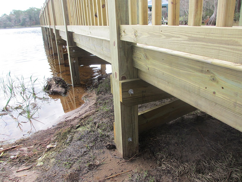 dock repair services central florida