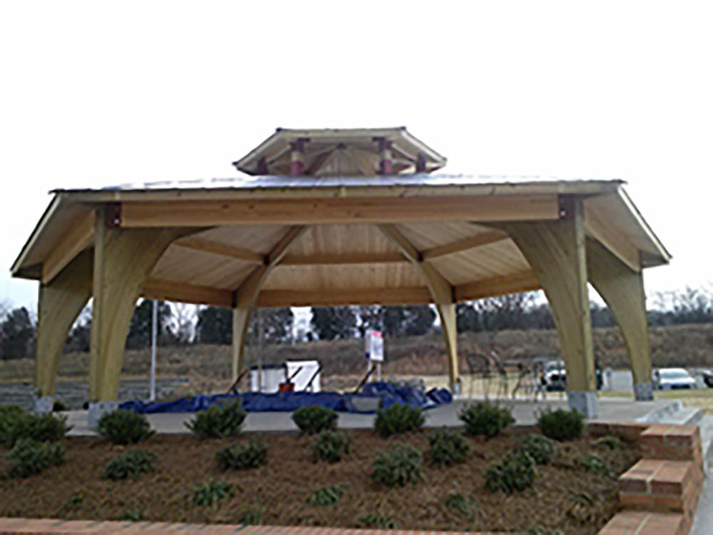 pavilion builders fender marine