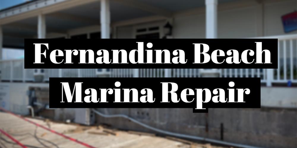 fernandina beach marina repair fender marine