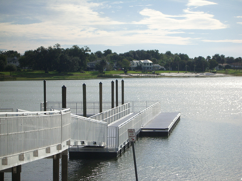 floating dock contractor orlando