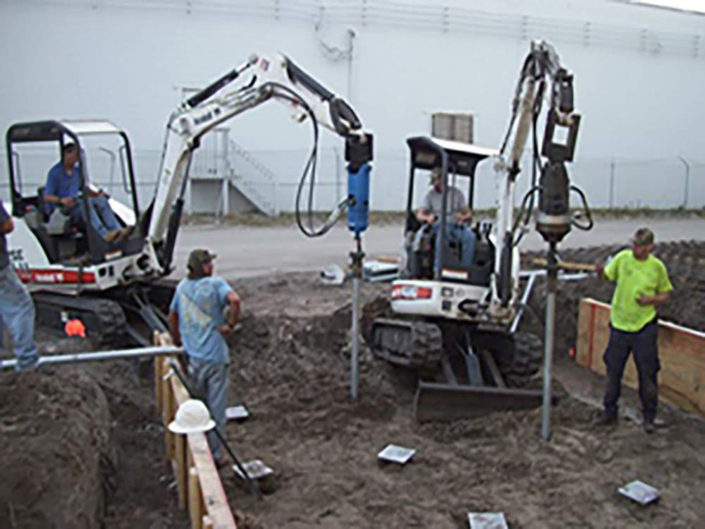 certified foundation contractor services