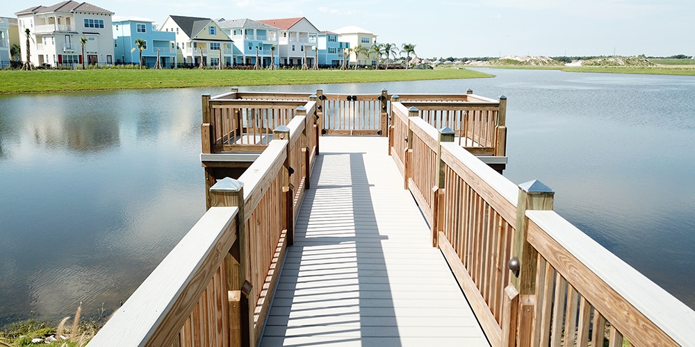 commercial custom dock contractors
