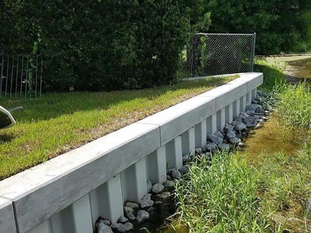 Retaining Wall Contractor Central Florida | Get Your Free