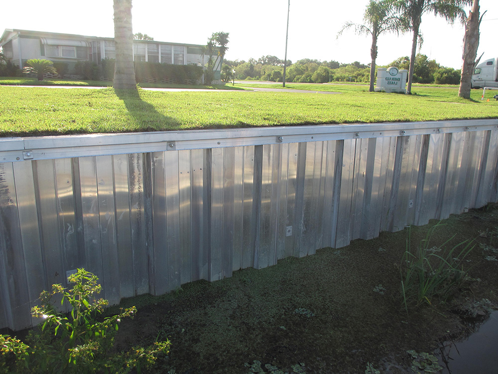 Retaining Wall Contractor Central Florida   Get Your Free Quote Now