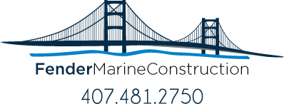 fender marine construction logo