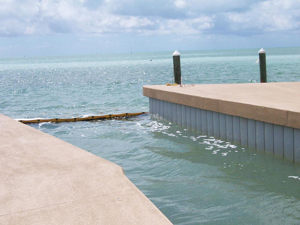 vinyl seawall contractors and builders
