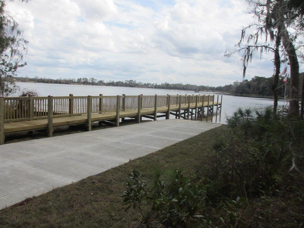 boat ramp construction services