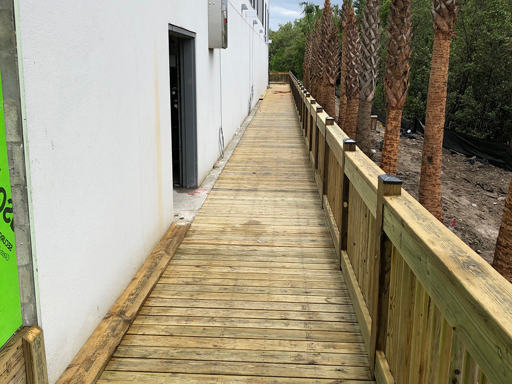 boardwalk contractors fender marine