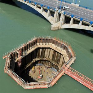 what is a cofferdam