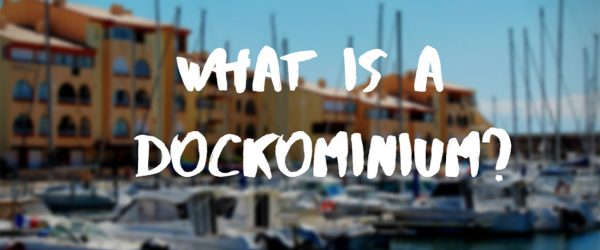 what is a dockominium