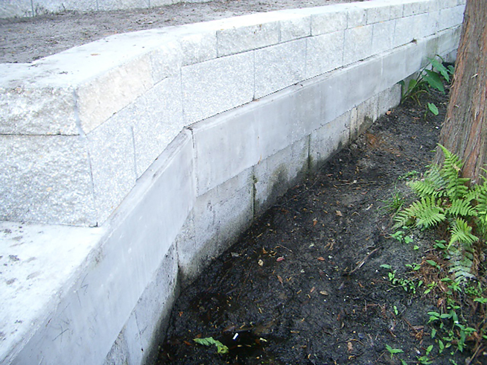 concrete seawall contractors