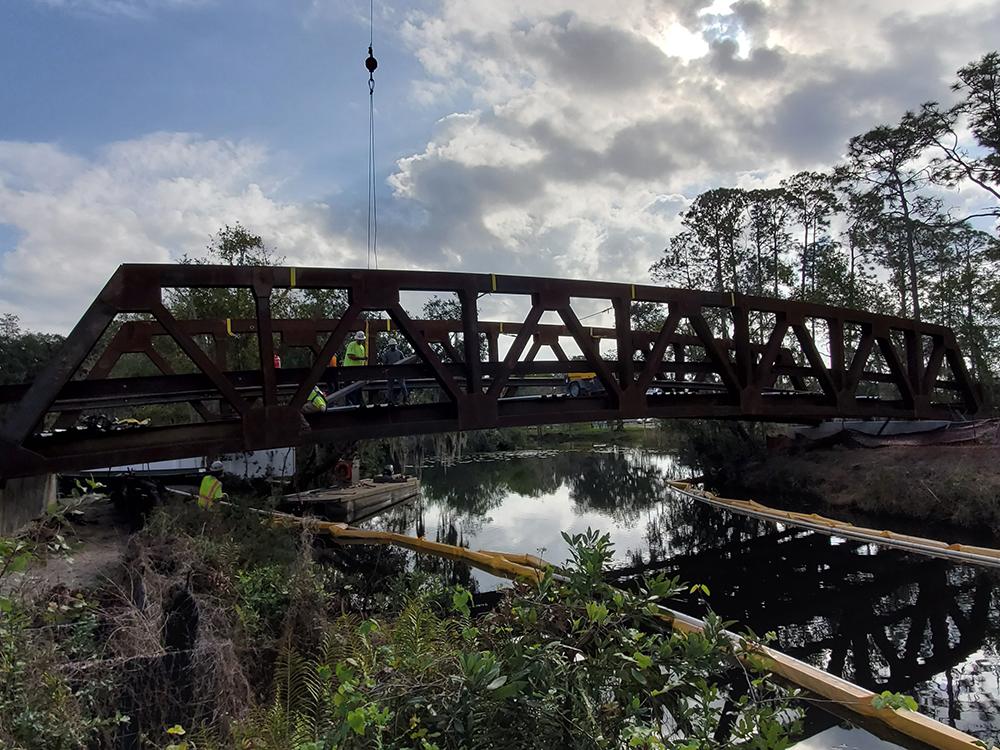 pocket lane vehicle bridge contractor