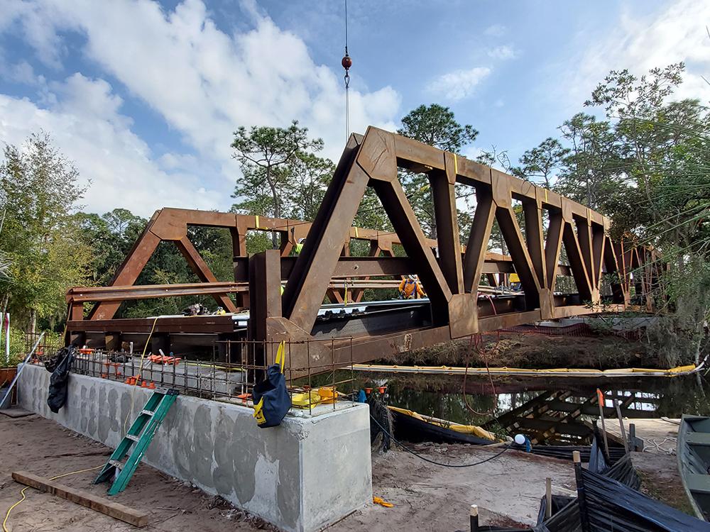 vehicle bridge builder and contractors