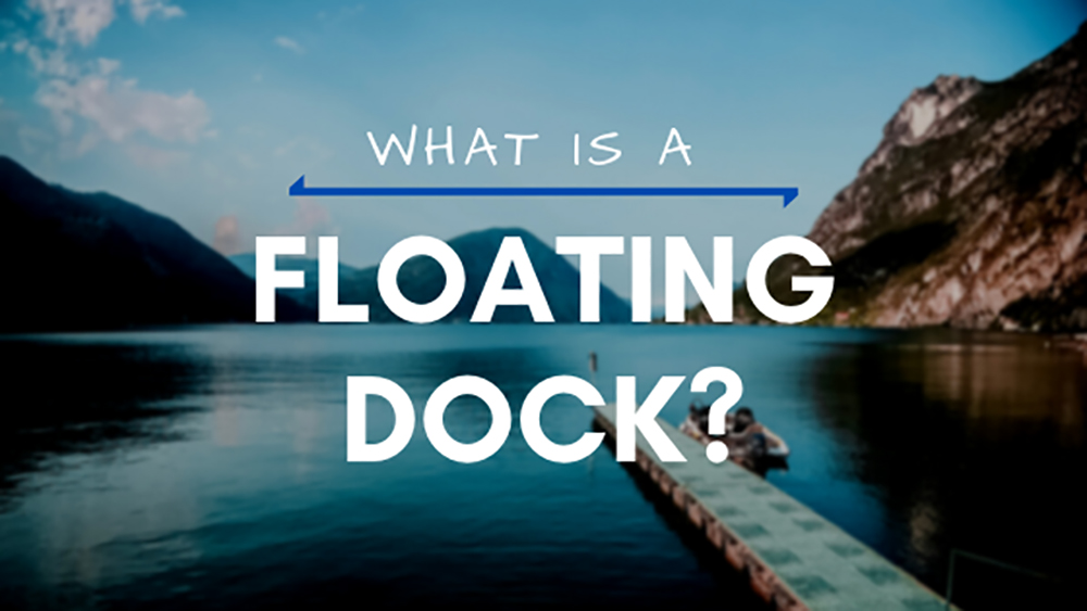 what is a floating dock