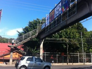 benefits of a pedestrian bridge