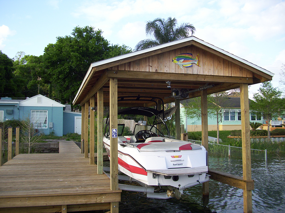 boathouse builders and contractors