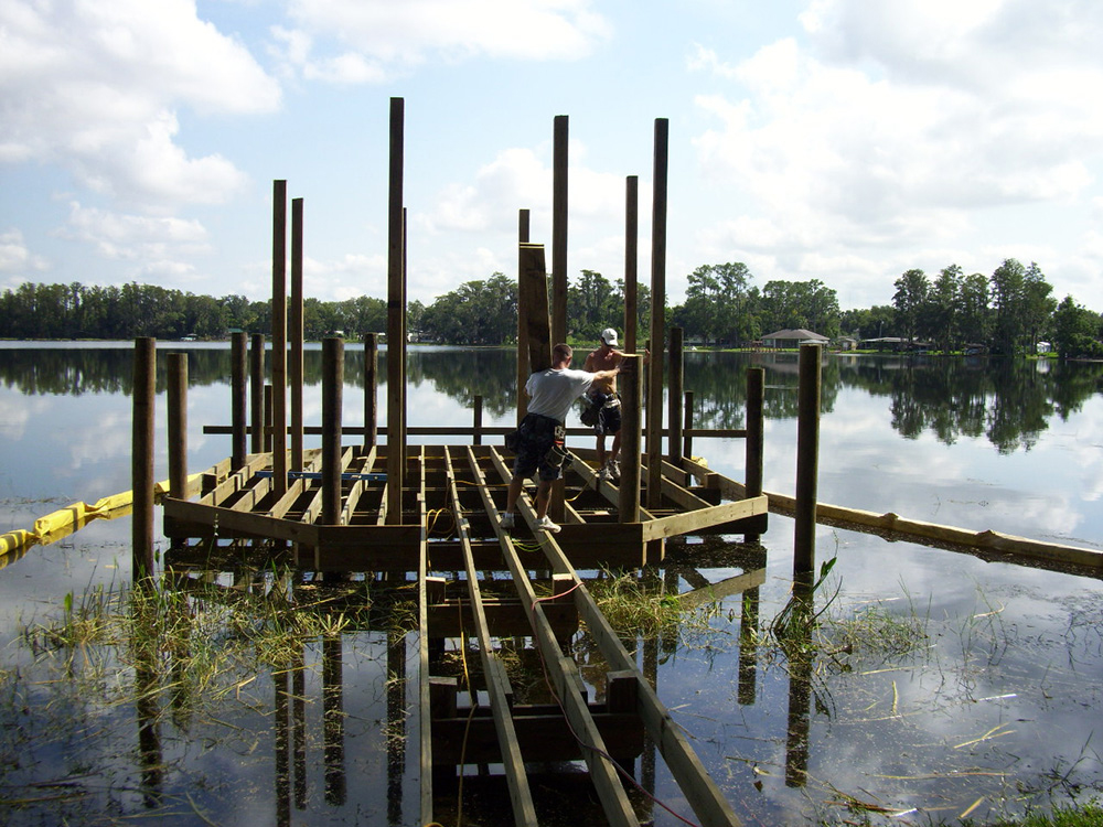 boathouse repair and remodel