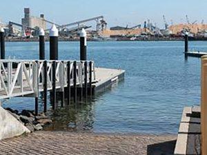 top boat ramp builder