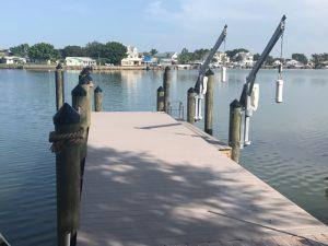 top floating dock contractors central florida