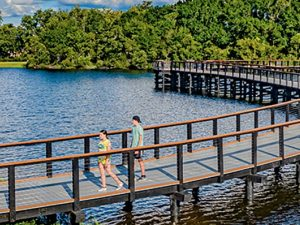 top pedestrian bridge builders florida