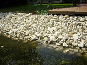 Hutchison Stone Revetment
