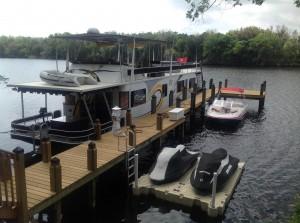 St. John's River Dock