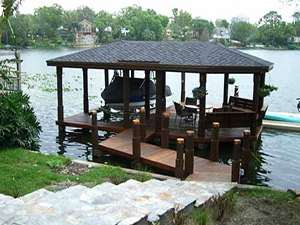Todd Smith's Dock